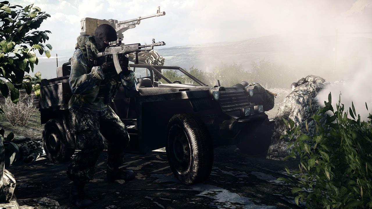 Battlefield 3 drtí světové recenze 54073