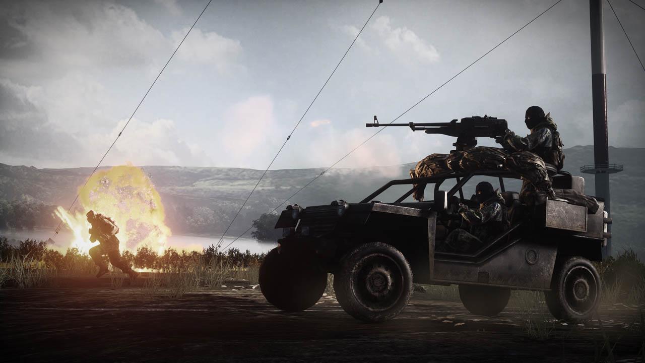 Battlefield 3 – multiplayer útokem 54076