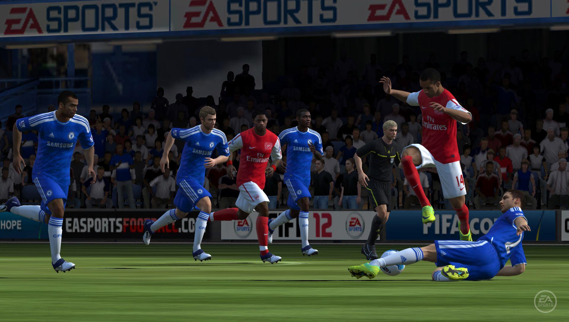 EA prozrazuje více z nové FIFY pro PS Vita 54143