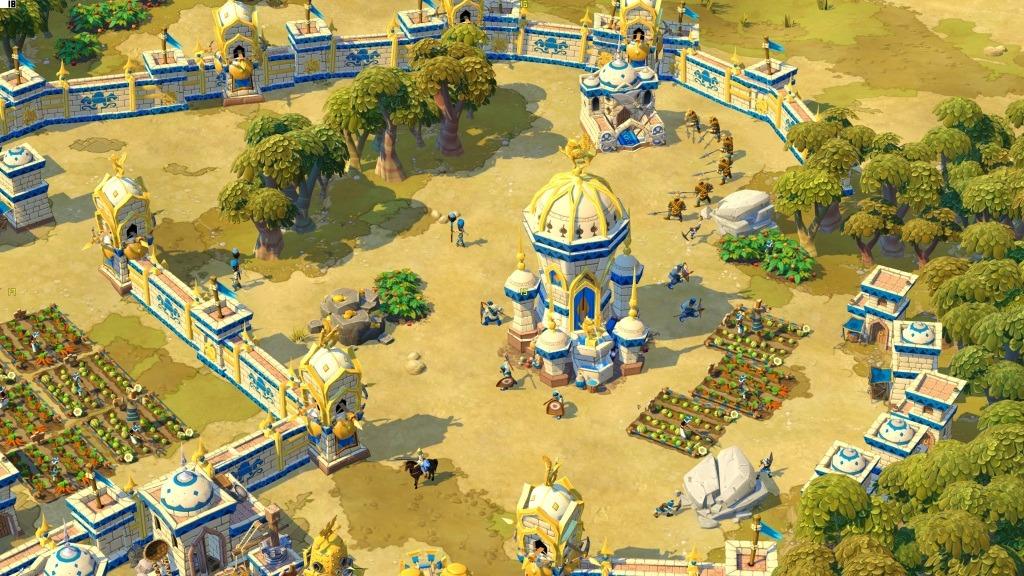 Age of Empires Online se rozrostlo o Peršany 54153