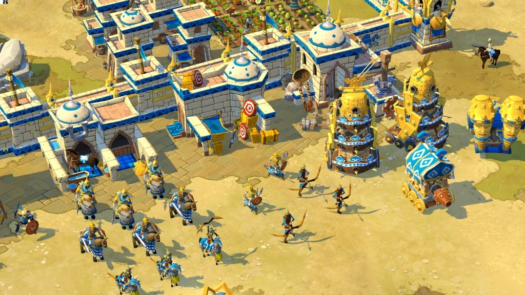 Age of Empires Online se rozrostlo o Peršany 54154