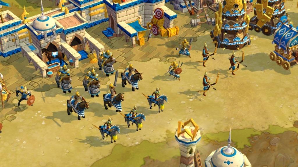 Age of Empires Online se rozrostlo o Peršany 54155