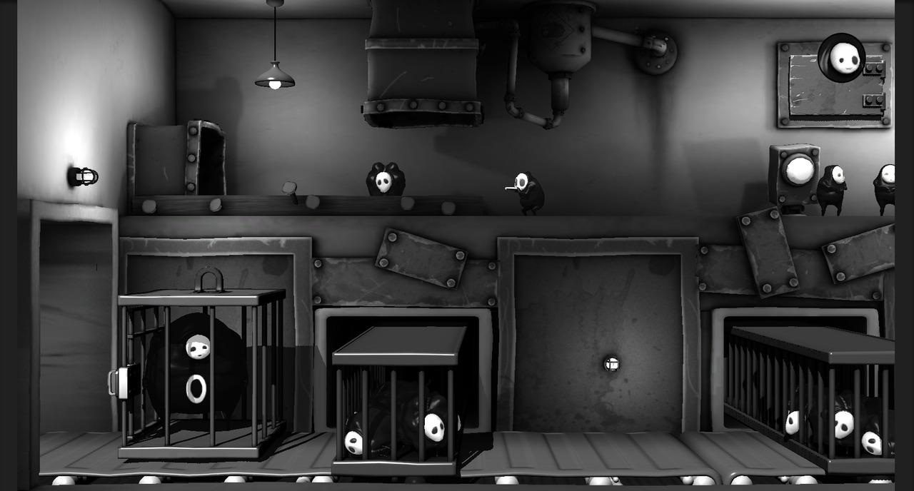 Obrázky z černobílého Escape Plan 54302