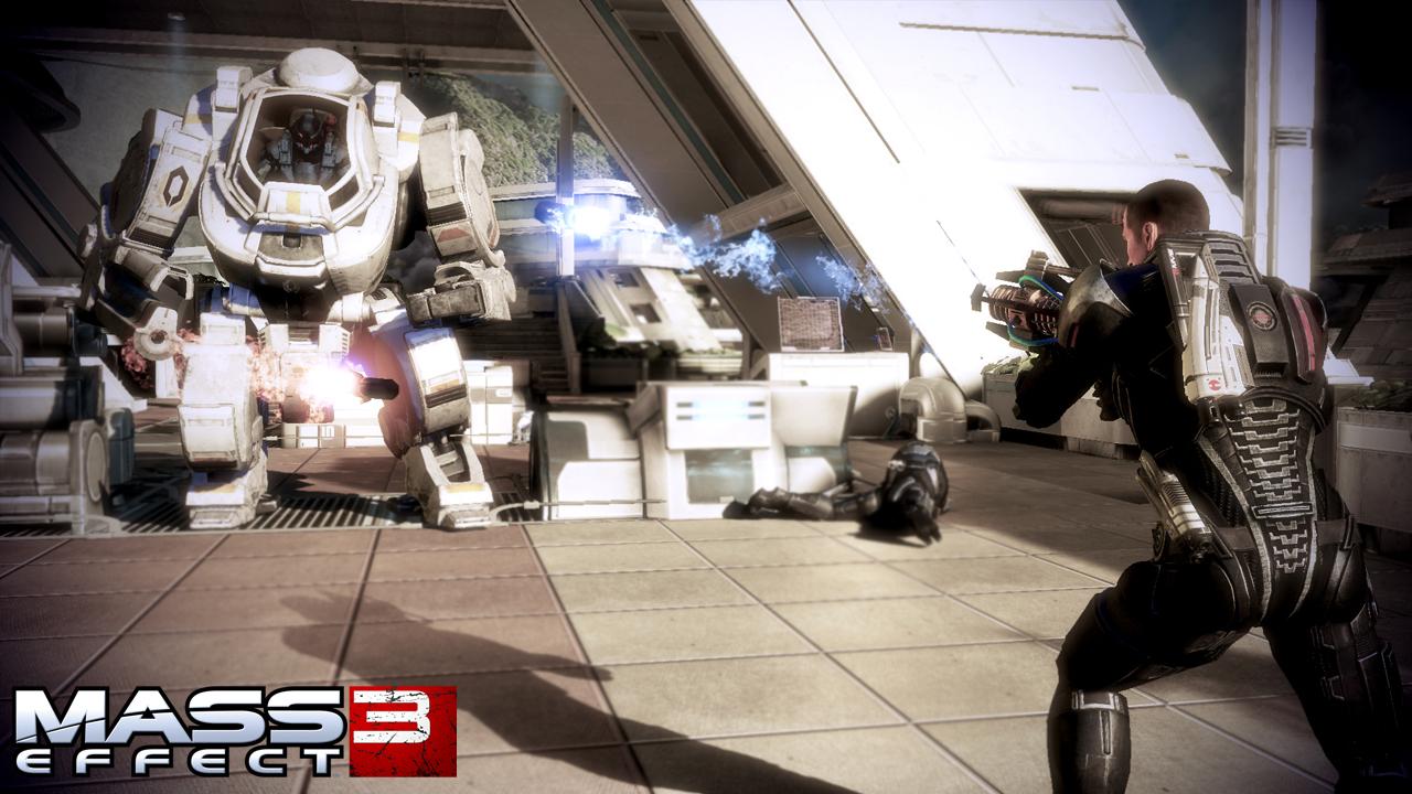 Dojmy z hraní kooperace Mass Effect 3 54323