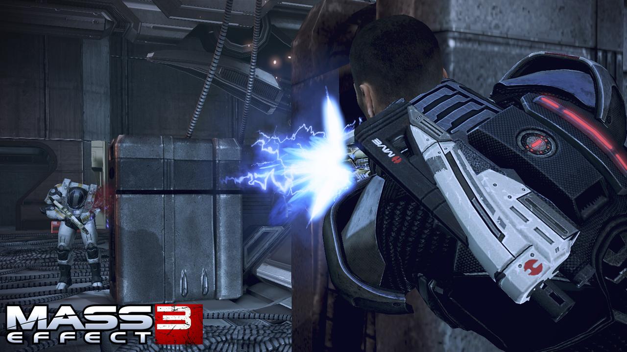Dojmy z hraní kooperace Mass Effect 3 54324