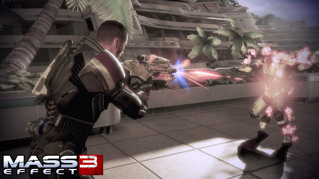 Dojmy z hraní kooperace Mass Effect 3 54326