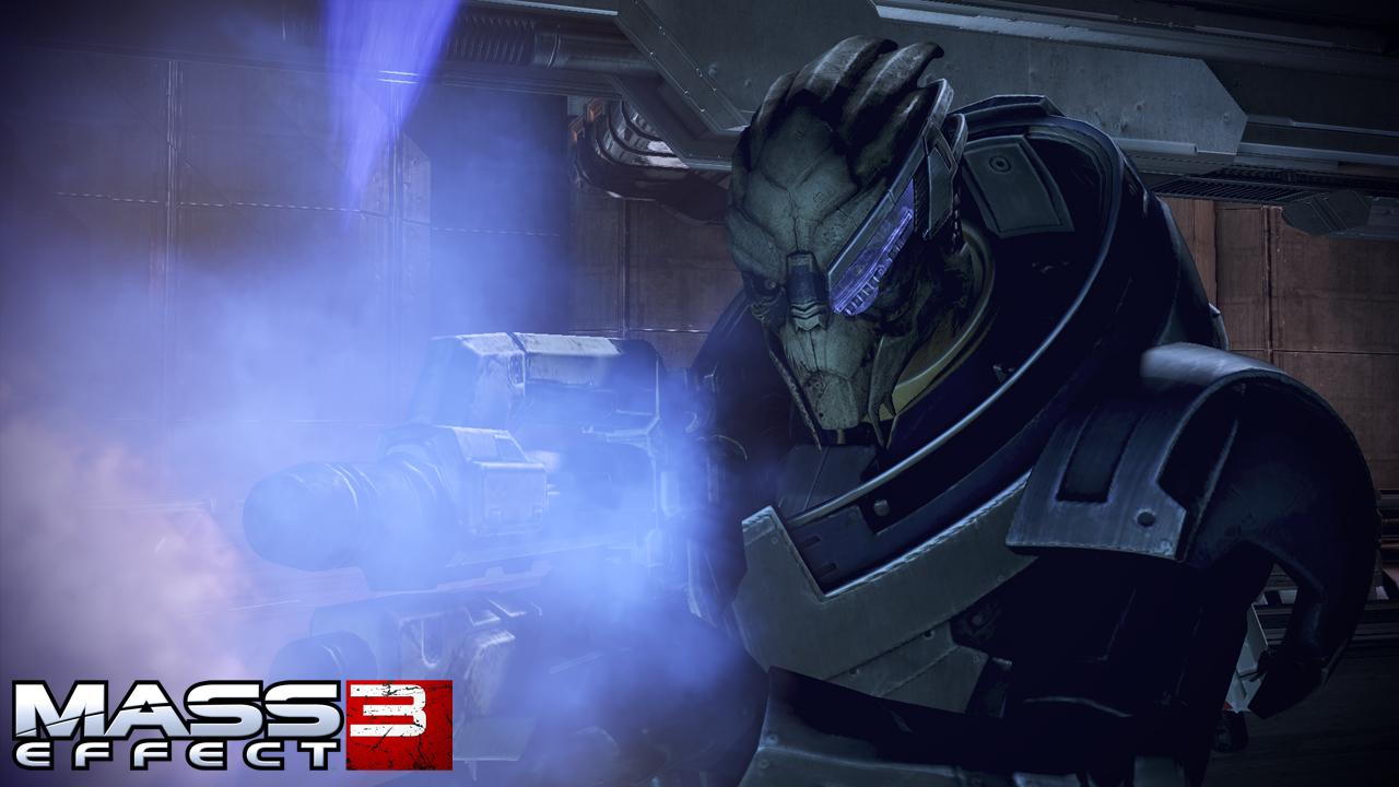 Dojmy z hraní kooperace Mass Effect 3 54327