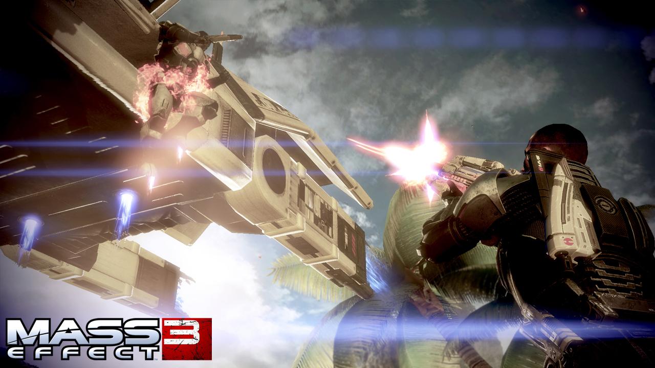 Dojmy z hraní kooperace Mass Effect 3 54330