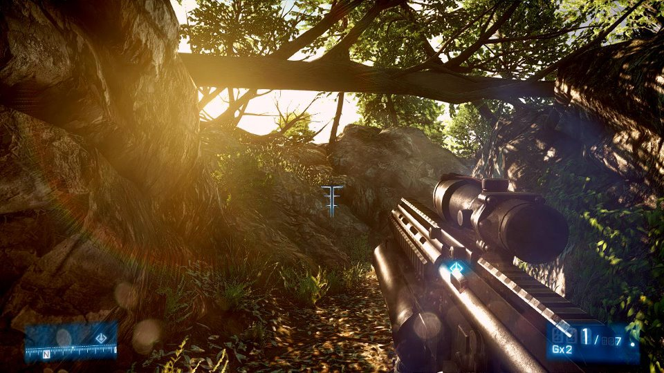 iCEnhancer mód vylepší Battlefield 3 54346