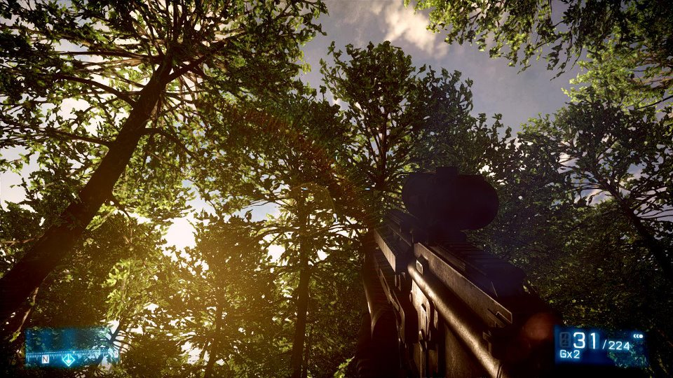 iCEnhancer mód vylepší Battlefield 3 54347