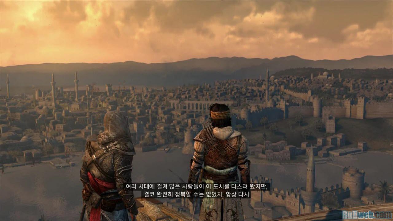 Nové obrázky z Assassin's Creed: Revelations 54367