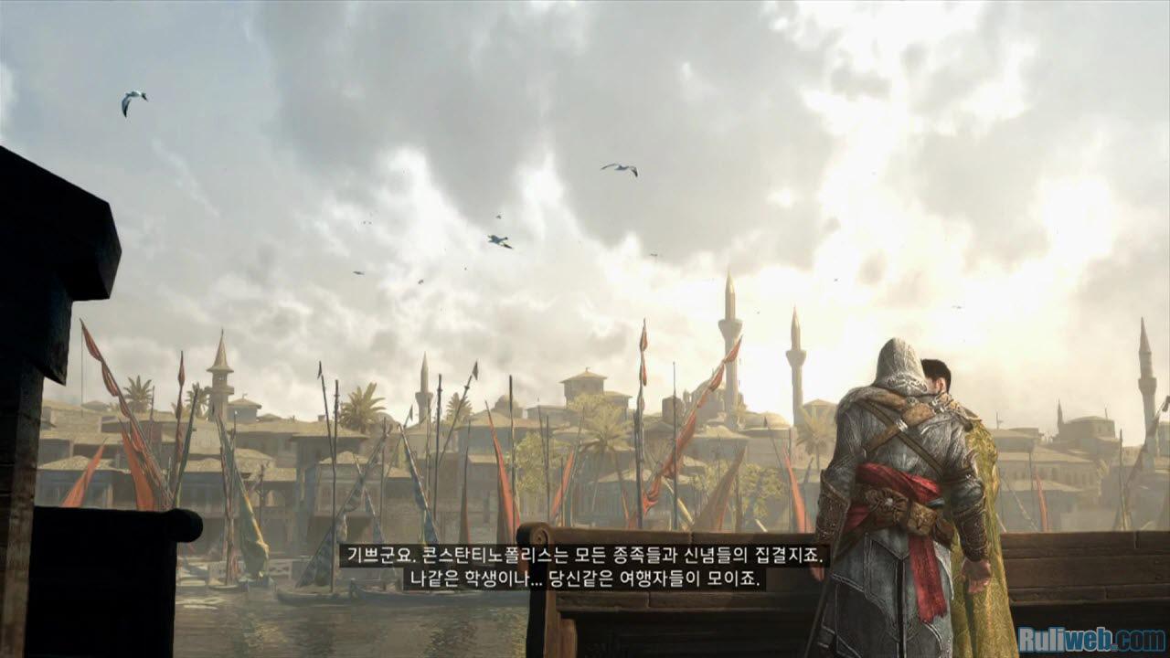 Nové obrázky z Assassin's Creed: Revelations 54375