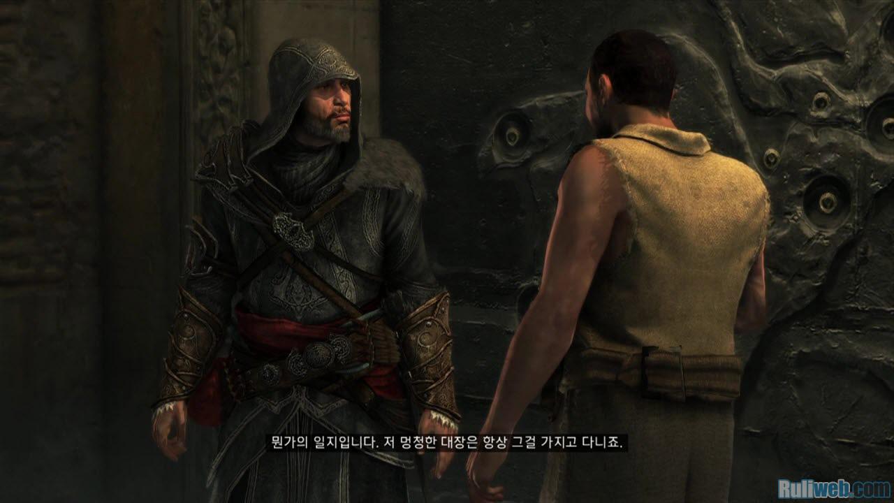 Nové obrázky z Assassin's Creed: Revelations 54378