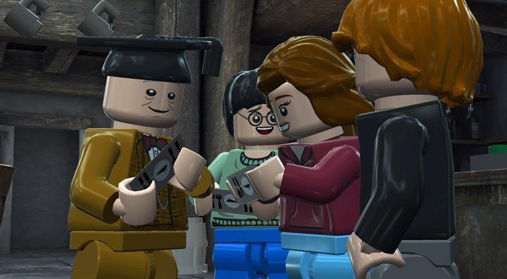 Obrázky z LEGO Harry Potter: Years 5-7 54403