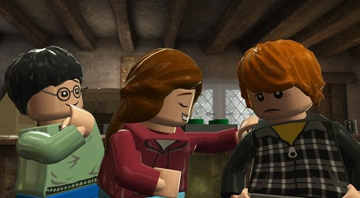 LEGO Harry Potter: Years 5–7 – spěšný návrat do Bradavic 54404