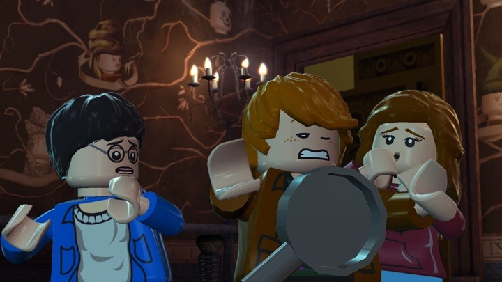 Obrázky z LEGO Harry Potter: Years 5-7 54406