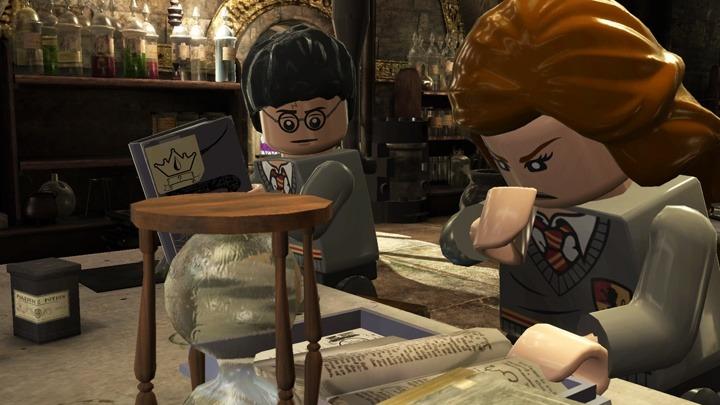 Obrázky z LEGO Harry Potter: Years 5-7 54407