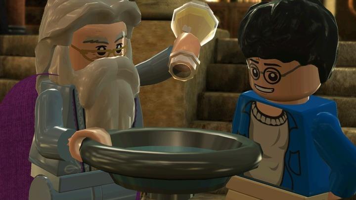 LEGO Harry Potter: Years 5–7 – spěšný návrat do Bradavic 54408