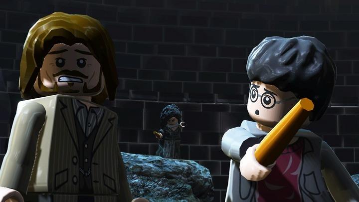 LEGO Harry Potter: Years 5–7 – spěšný návrat do Bradavic 54411