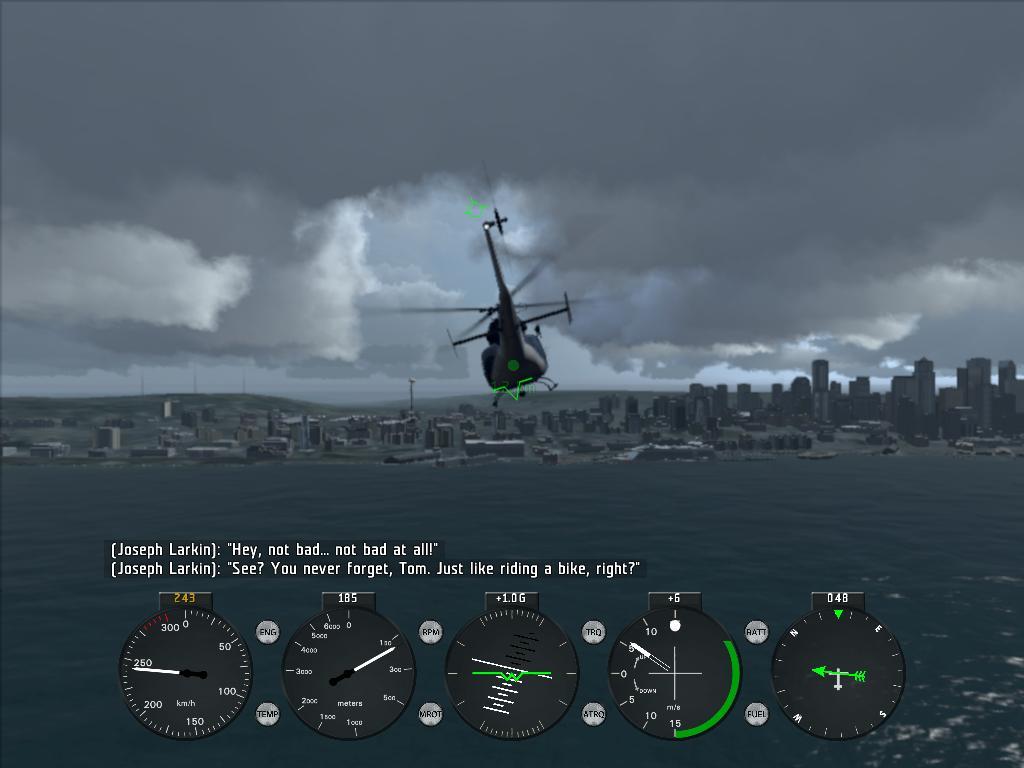 Take On Helicopters – Civilní záležitosti 54438