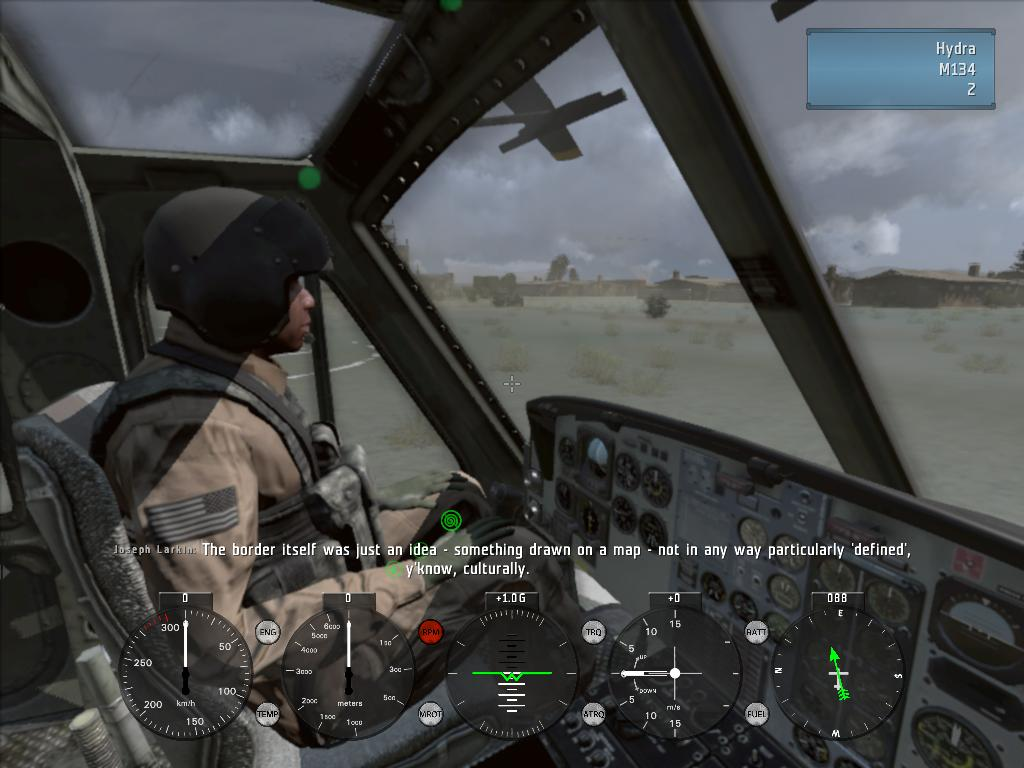 Take On Helicopters – Civilní záležitosti 54439