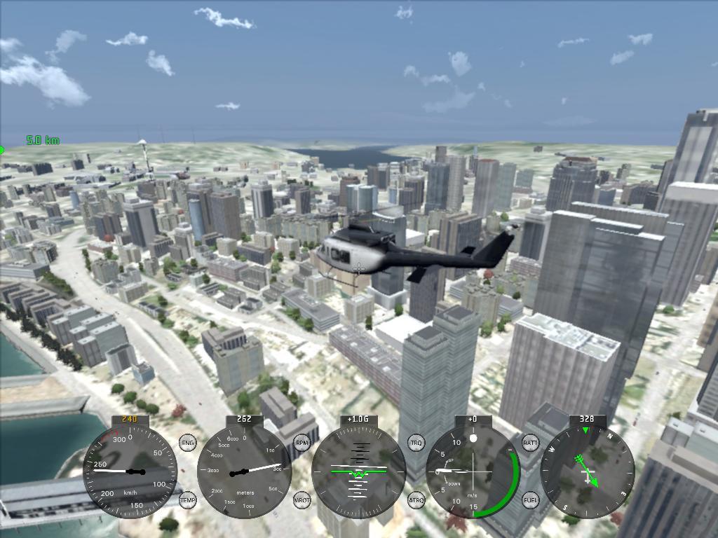 Take On Helicopters – Civilní záležitosti 54441
