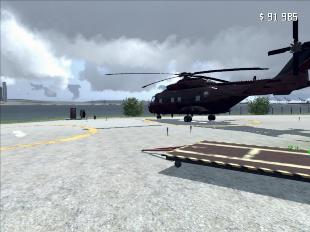 Take On Helicopters – Civilní záležitosti 54443