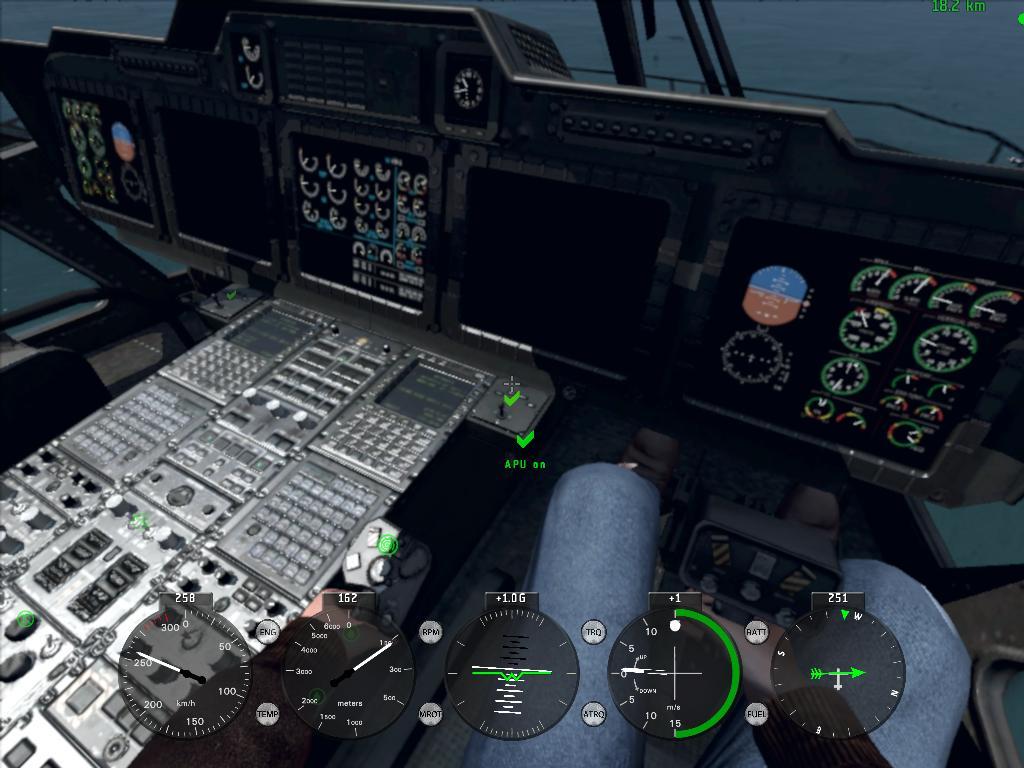 Take On Helicopters – Civilní záležitosti 54445