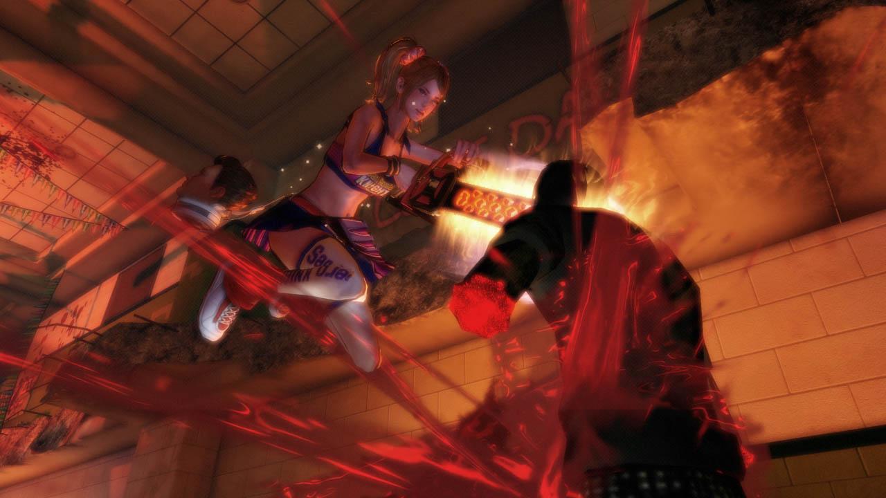 Screenshoty z Lollipop Chainsaw 54449