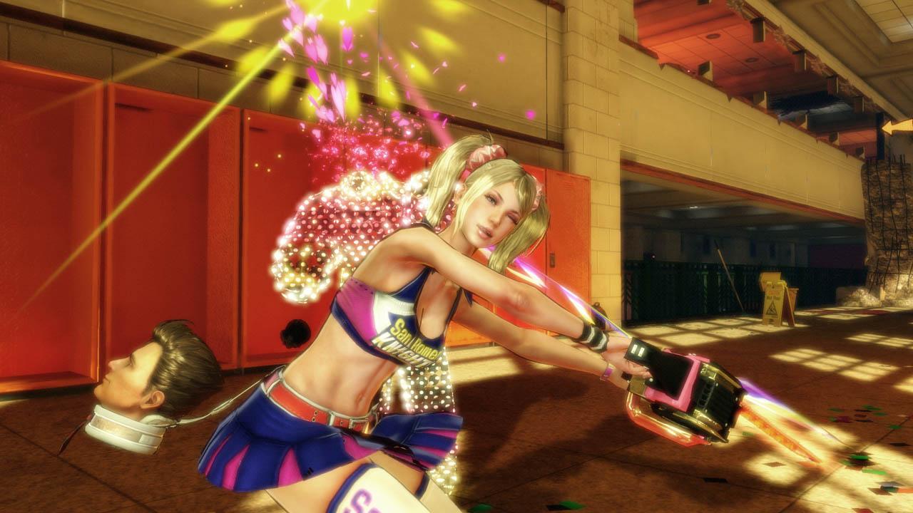 Screenshoty z Lollipop Chainsaw 54450