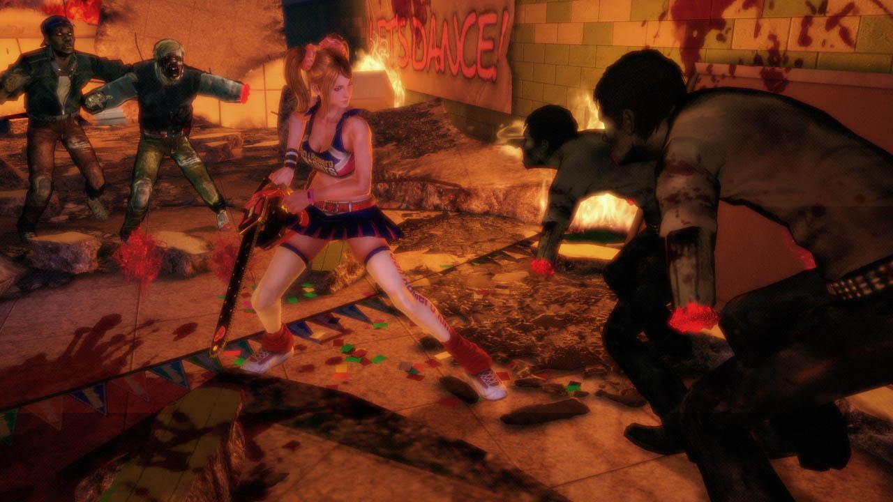 Screenshoty z Lollipop Chainsaw 54452
