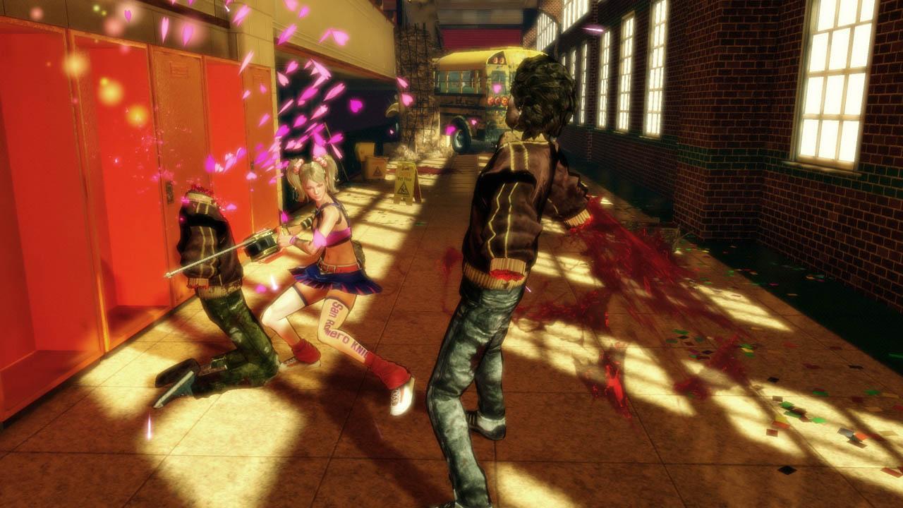 Screenshoty z Lollipop Chainsaw 54453