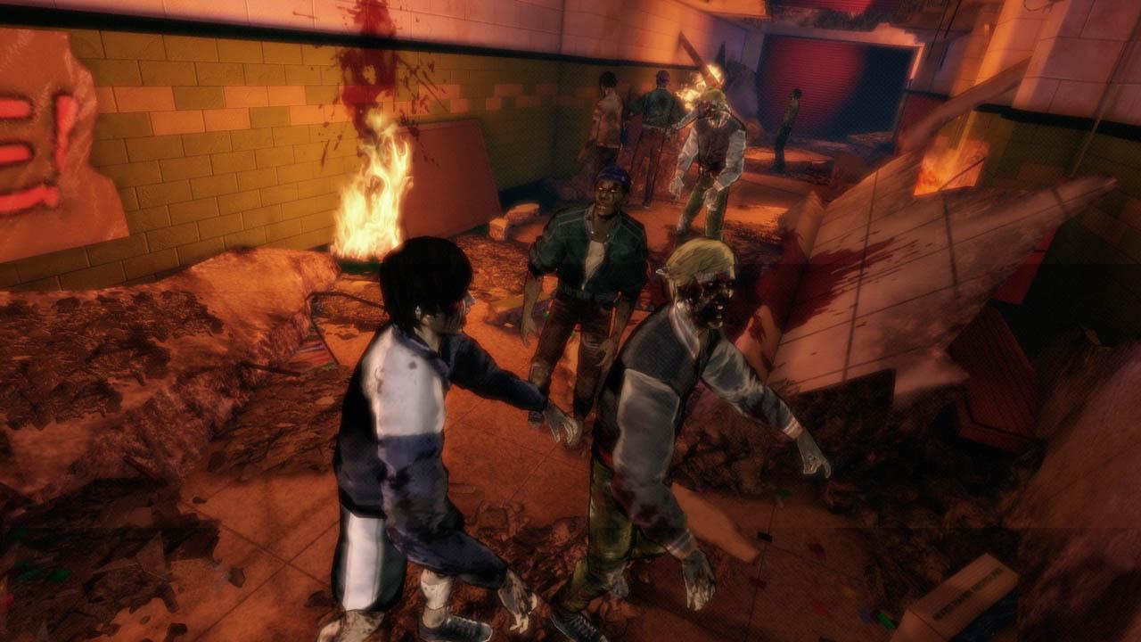 Screenshoty z Lollipop Chainsaw 54454