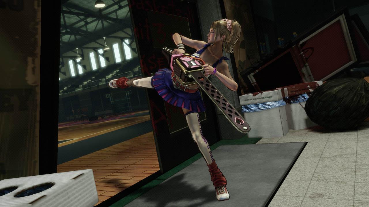 Screenshoty z Lollipop Chainsaw 54456