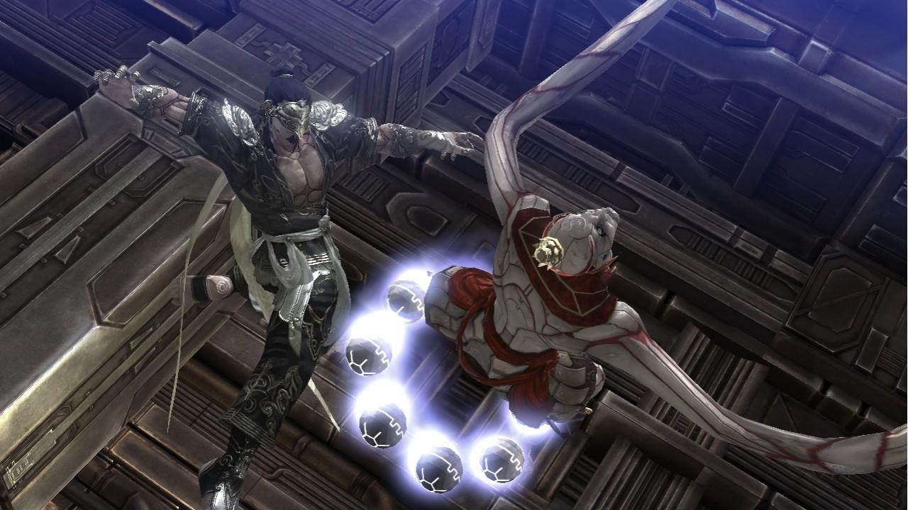 Asura's Wrath až v roce 2012 54464