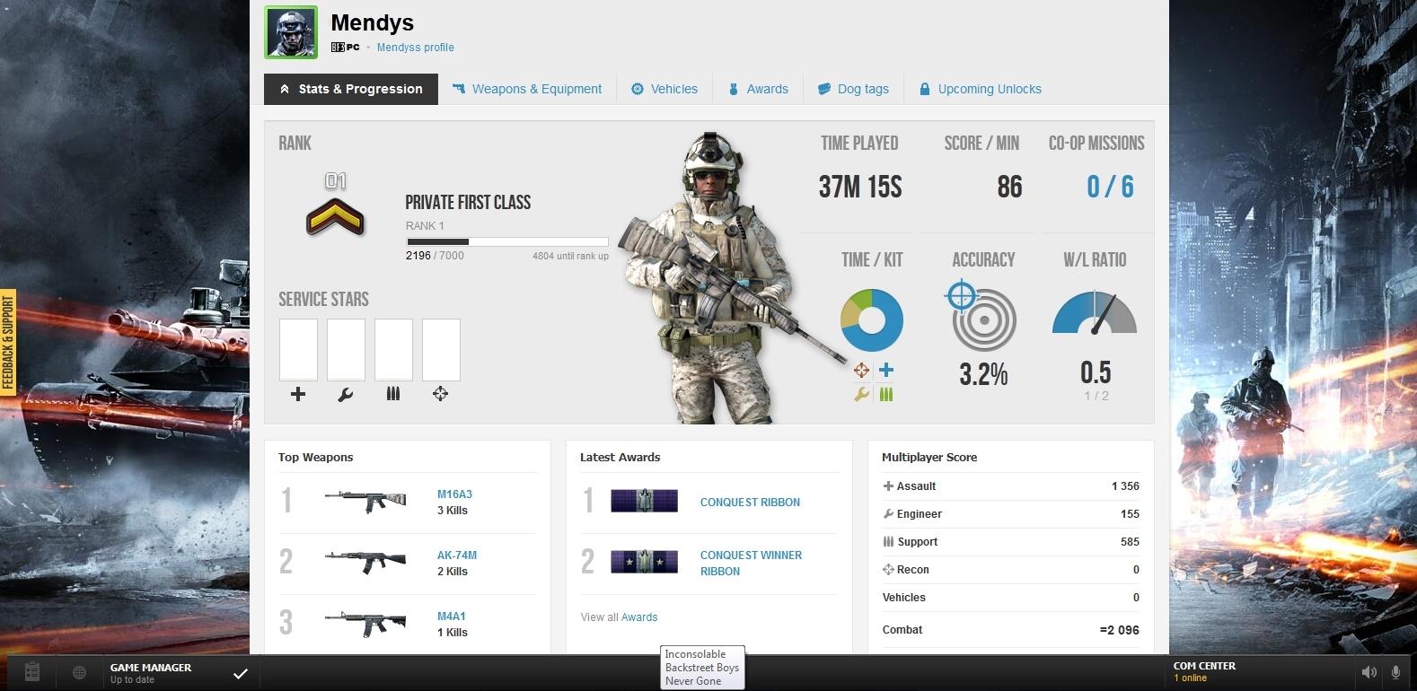 Battlefield 3 – multiplayer útokem 54470