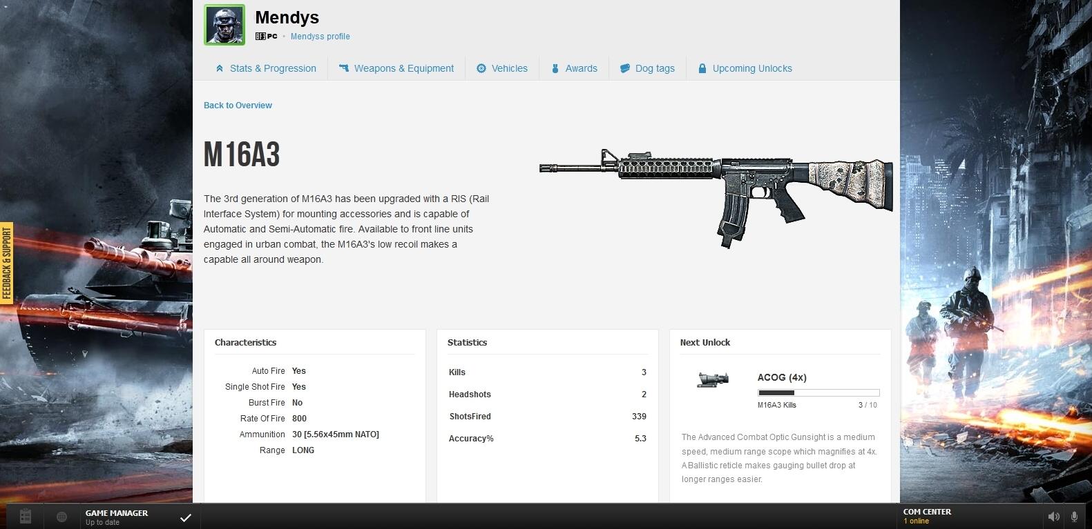 Battlefield 3 – multiplayer útokem 54471