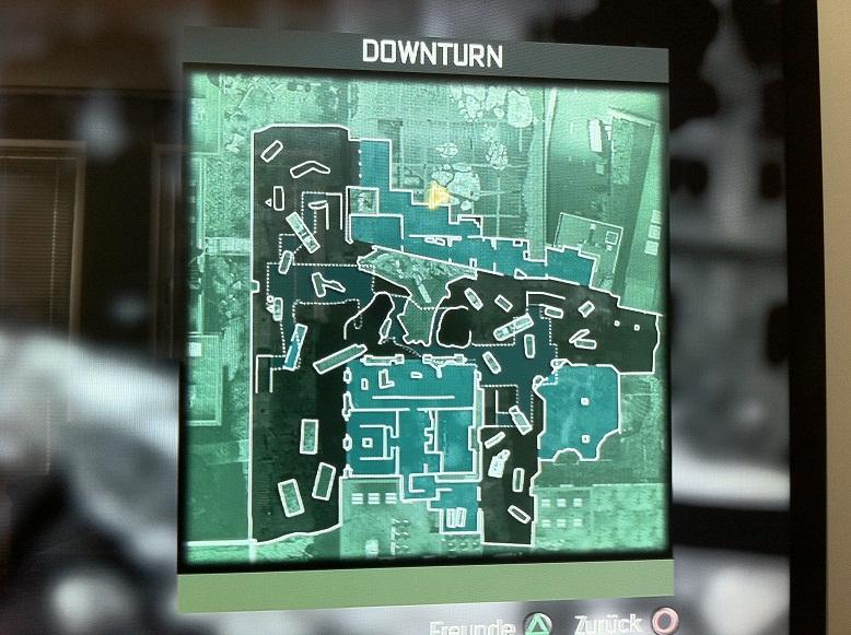 Unikly multiplayerové mapy z Modern Warfare 3 54504
