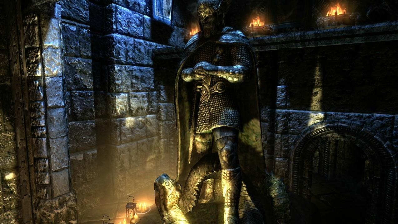 The Elder Scrolls V: Skyrim – putování na draka 54519