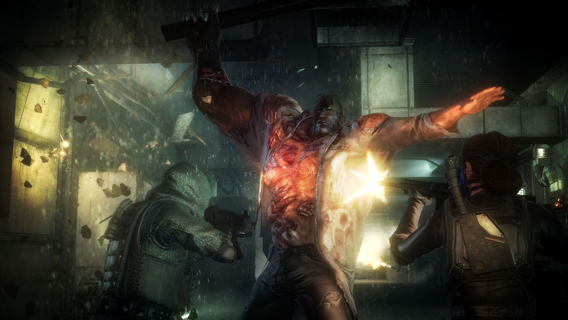 Filmový trailer Resident Evil: Operation Raccoon City 54588