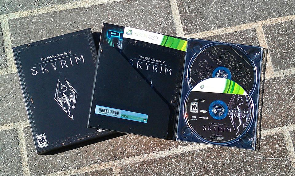Otevření sběratelské edice TES V: Skyrim 54657