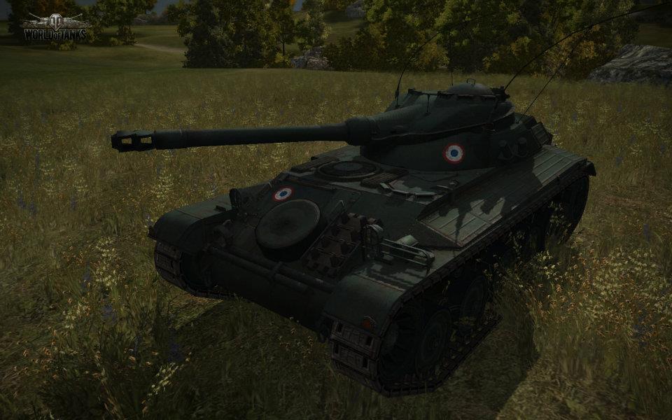 Oznámen update 7.0 pro World of Tanks 54665