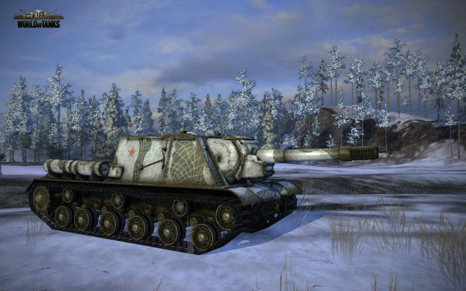 Oznámen update 7.0 pro World of Tanks 54673