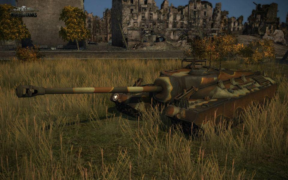 Oznámen update 7.0 pro World of Tanks 54675