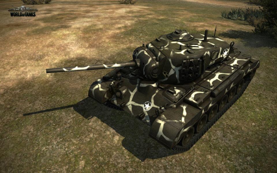 Oznámen update 7.0 pro World of Tanks 54677