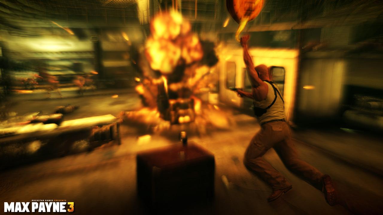 Nové obrázky z Max Payne 3 54797