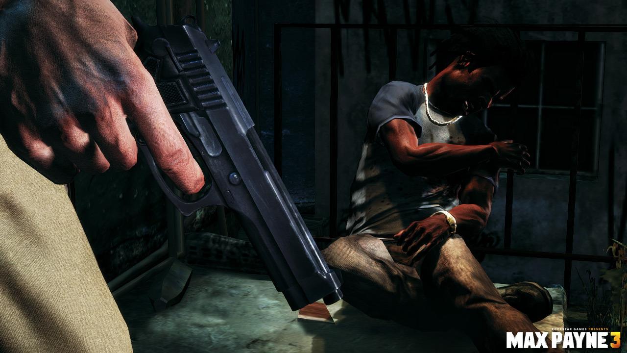 Nové obrázky z Max Payne 3 54800
