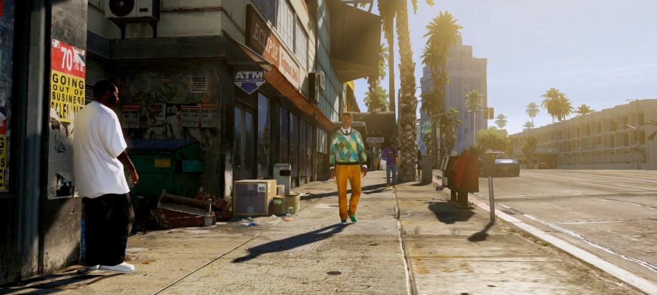 Grand Theft Auto V: poznatky a postřehy z traileru 54821