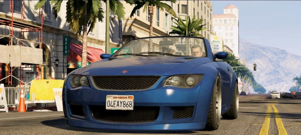 Grand Theft Auto V: poznatky a postřehy z traileru 54824