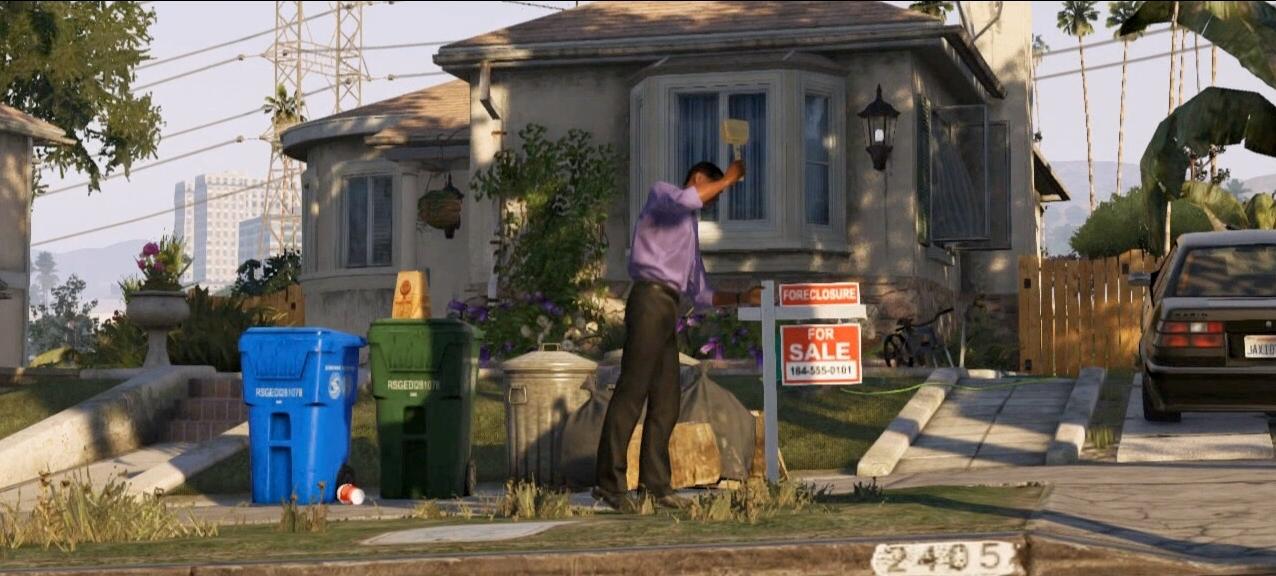 Grand Theft Auto V: poznatky a postřehy z traileru 54825